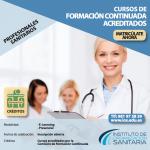 Cursos de Formación Continuada del Instituto de Organización Sanitaria