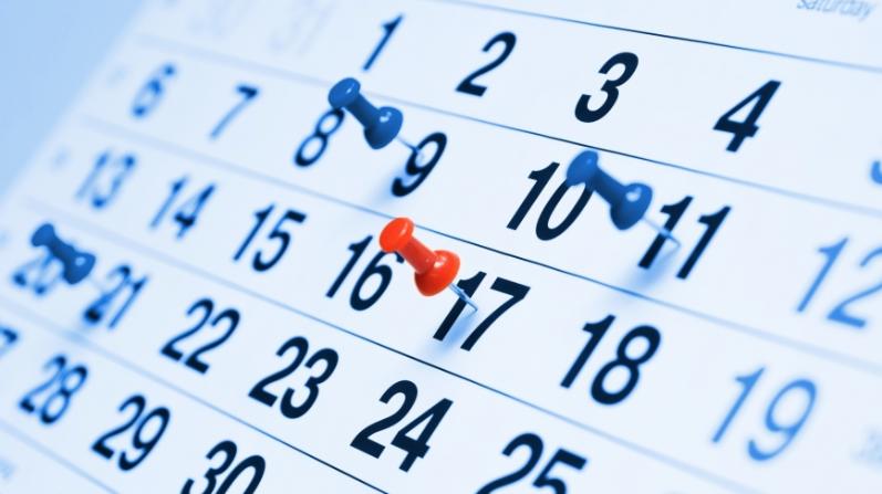 Calendario previsto de convocatorias de la OPE 2017 Osasunbidea