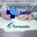 El Pacto de Contratación del SACYL. ¿Qué es lo más importante?