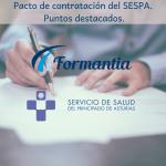 Pacto de contratación del SESPA. Puntos destacados.