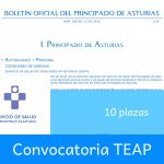 Convocatoria del Servicio de Salud del Principado de Asturias para Técnico Especialista en Anatomía Patológica
