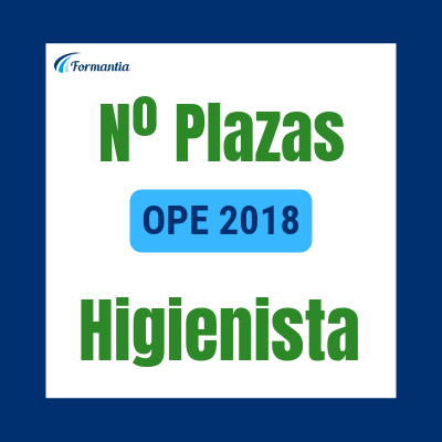 Higienista Dental OPE 2018