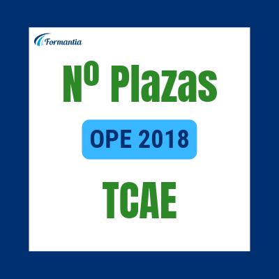 TCAE OPE 2018