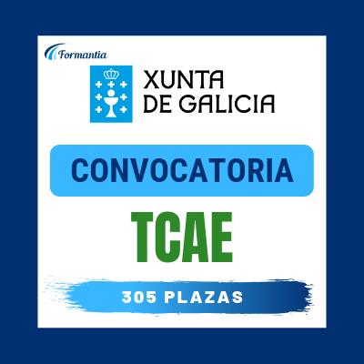 Convocatoria Oposiciones TCAE Xunta