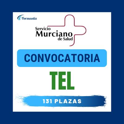 Convocatoria Oposiciones TEL Murcia