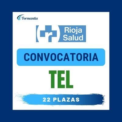 Convocatoria Oposiciones TEL La Rioja