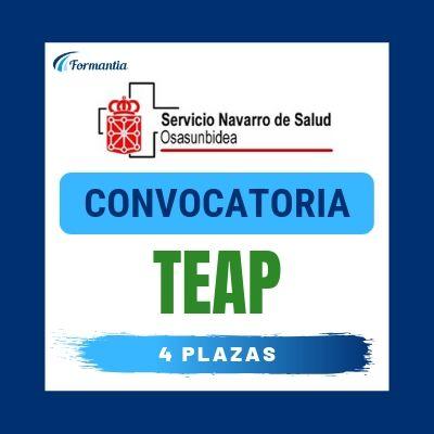 Convocatoria Oposiciones TEAP Técnico Anatomía Patológica Navarra