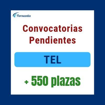 Convocatorias pendientes TEL Blog