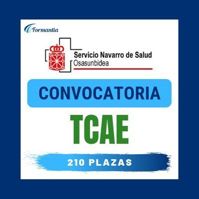 Convocatoria Oposiciones TCAE Navarra