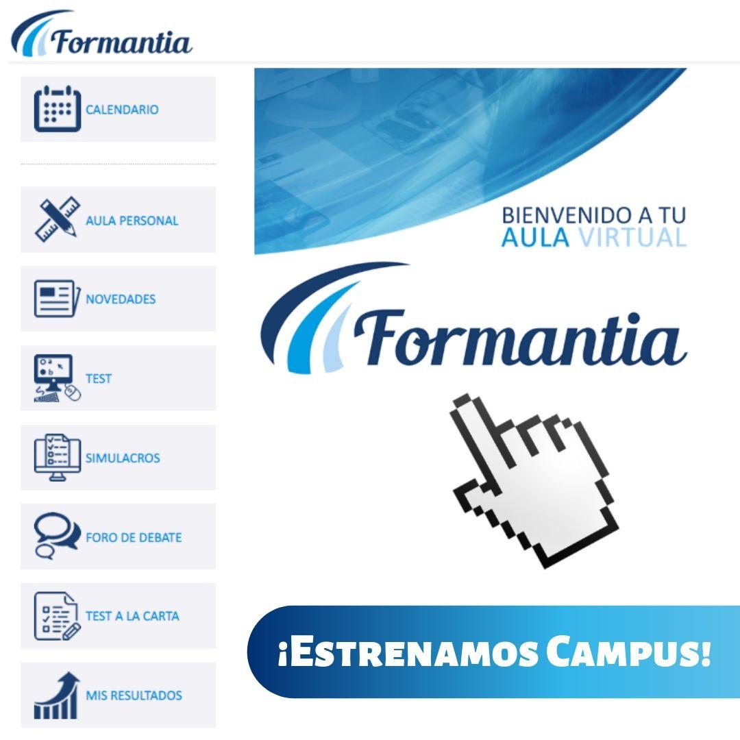 Nuevo campus Formantia
