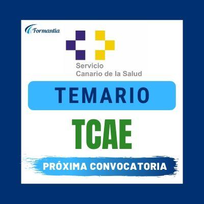 Temario TCAE Canarias