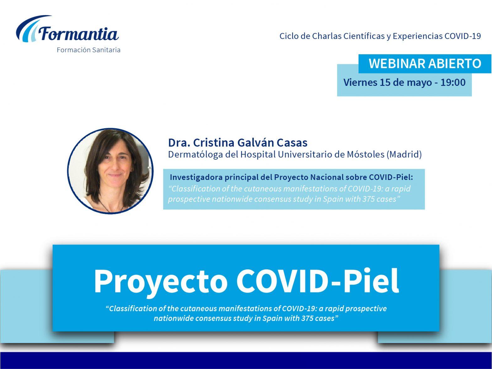 Proyecto COVID - Piel
