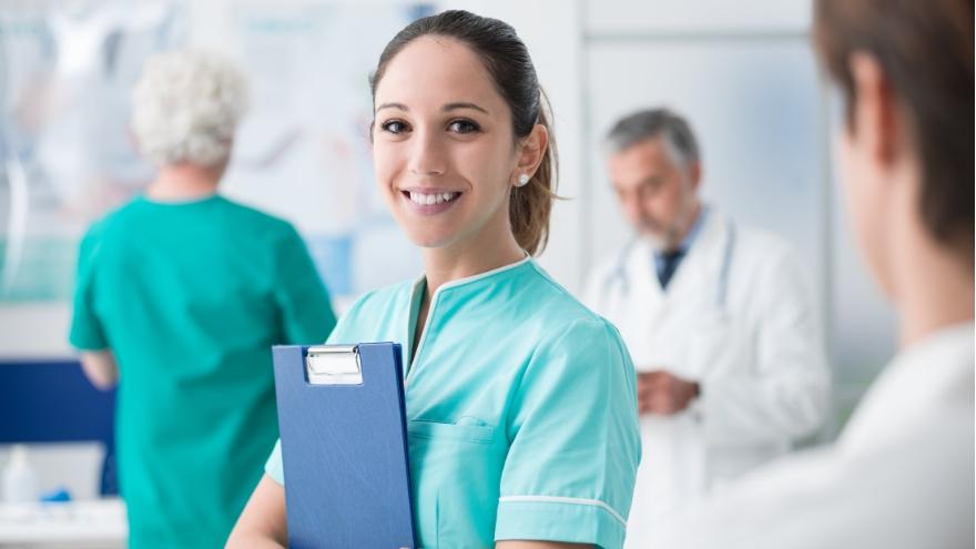 TCAE para SERGAS - Técnico en Cuidados Auxiliares de Enfermería